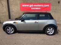 2007 (57) MINI COOPER, FULL SERVICE HISTORY, WARRANTY, NOT POLO CORSA ASTRA FOCUS 118d 120d
