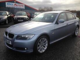 09 BMW 318d 2.0 TD SE 6 SPEED 140 BHP METALLIC BLUE