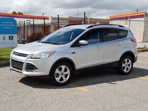 2014 Ford Escape SE, 74000kms,4WD,Certified