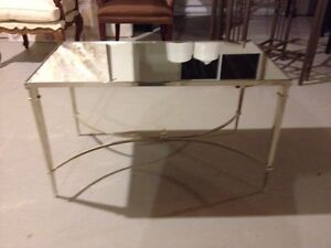 Avenue Design mirrored coffee table West Island Greater Montréal image 2