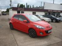 2011 MAZDA 2 1.3 Black Edition 5dr