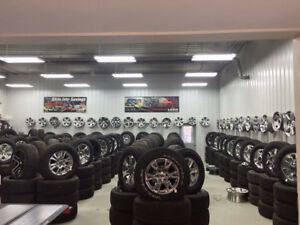 Factory Take Off Tires and Rims - Huge Selection!