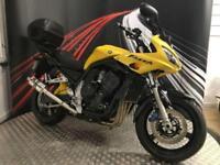2003 03 YAMAHA FZS1000 998CC FZS1000