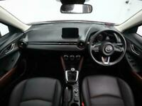 2018 Mazda CX-3 1.5d Sport Nav 5dr - SUV 5 Seats SUV Diesel Manual