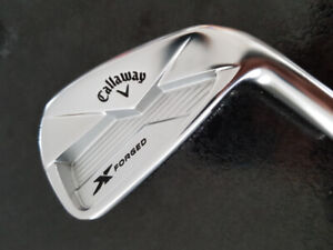 Ensemble de fers CALLAWAY X-FORGED 2018