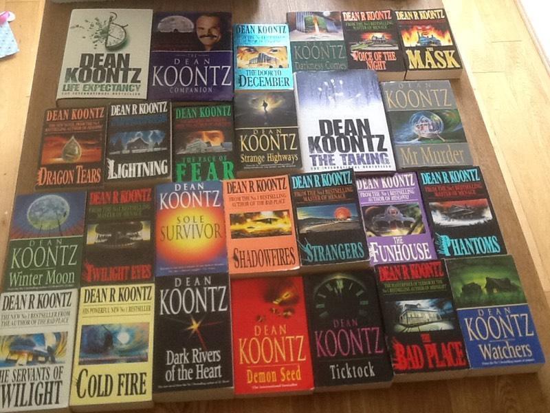 book review velocity dean koontz