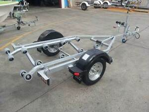 9FT JET SKI model trailer REGISTERED-suits all sit down models Mortdale Hurstville Area Preview