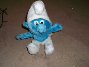 SMURFS - THESE ONES NEED TO GO TO A NEW VILLAGE, HOW ABOUT YOURS