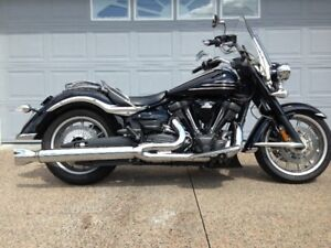 2008 Yamaha Roadliner Midnight Special