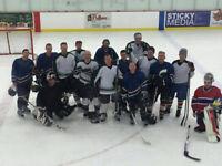 Hockey co-ed Friday nights West Island