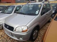 Suzuki Ignis 1.3 GL NEW MOT GREAT EXAMPLE PART EXCHANGE WELCOME