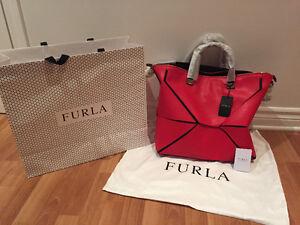 Furla Italian Leather Handbag