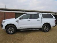 Ford Ranger Wildtrak 4x4 Dcb Tdci 3.2 DIESEL MANUAL 2016/16