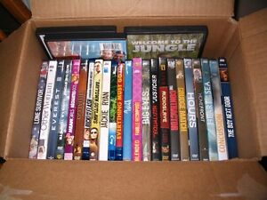 Box of 47 Movies for  $ 30