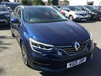 2021 Renault Megane RENAULT MEGANE 1.3 TCE Iconic 5dr Auto Estate Petrol Automat
