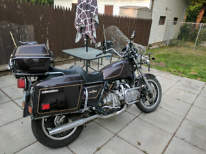 1980 Goldwing TRADES *welcome* sleds