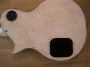 Guitare AXL pick-up EMG Saint-Hyacinthe Québec image 5