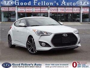 2016 Hyundai Veloster TURBO, LEATHER, PANROOF, NAVI, CAMERA