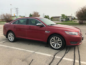 2016 Ford Taurus SEL Certified