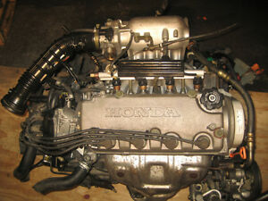 92 00 HONDA CIVIC SOHC D15B ZC D16A 5SPEED TRANSMISSION JDM