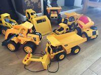 Toy Diggers & Dumper Trucks