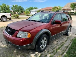 2007 Ford FreeStyle/Taurus X own for 11years SUV, Crossover