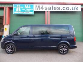 VW Transporter 180ps,9st minibus,alloys.