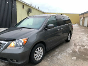 EX-L 8 PASSENGER, ROOF, LEATHER HEATED SEAT,2008 Honda Odyssey