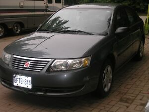 2005 Saturn ION 4 Door Sedan
