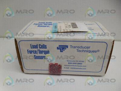 Transducer Techniques Trs-1k Torque Sensor New In Box
