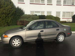 97 Mazda Protege for Sale. Priced to sell!!