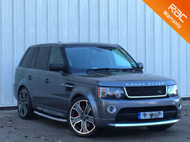 Land Rover Range Rover Sport 2.7TD V6 auto 2007MY HSE IN GREY- Finance Available