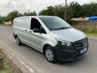 Mercedes-Benz Vito 2.1 114 CDi BlueTEC RWD L2 EU6 (s/s) 6dr Air con