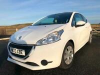 2013 Peugeot 208 1.2 VTi Access+ 3dr HATCHBACK Petrol Manual