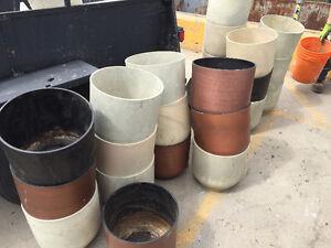 25+ pots pour plantes 25+ Large plant pots!