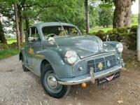 1952 MORRIS MINOR, ex concourse car still collector quality!