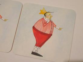 Chubby Prince, Retro Coasters, Kitchen Art, Mug Mats, Table, Home Free