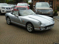 1998 TVR Chimaera 4.0 Litre V8 Manual
