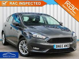 Ford Focus 1.5 Zetec Tdci 2015 (65) • from £46.08 pw