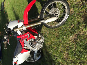 09 Crf450x forsale