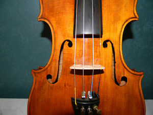 Vintage Hopf Violin 4/4 size Kitchener / Waterloo Kitchener Area image 5