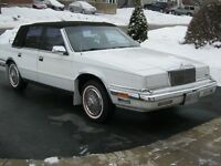 An all ORIGINAL 1988 NEW YORKER second owner Service History