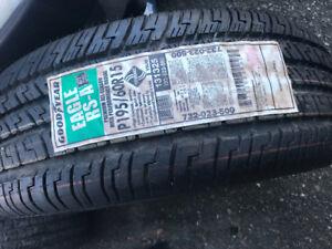 Tire brand new still stickered
