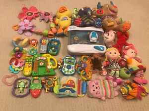 Infant/toddler toy bundle