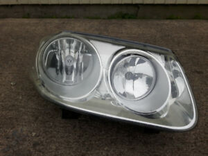 Headlight droit Volkswagen Jetta CITY 2008 2009 2010