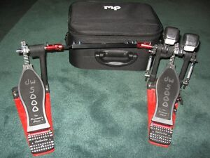 DW 5000 double pedals