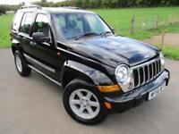 2006 JEEP CHEROKEE LIMITED CRD AUTOMATIC 4X4 DIESEL