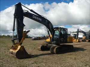 2014 John Deere 210G Excavator *Like New - 808 Hours*