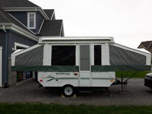 Tente roulotte Rockwood Freedom 1940 Ltd