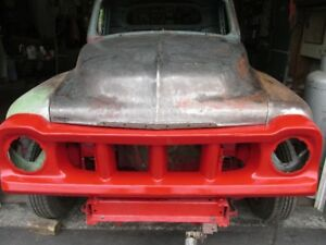 STUDEBAKER  HOOD  AND GRILL FOR SALE